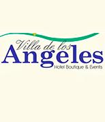 logo hotel villa de los ángeles