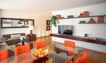 hotel luxury suites bluedoors en bogotá