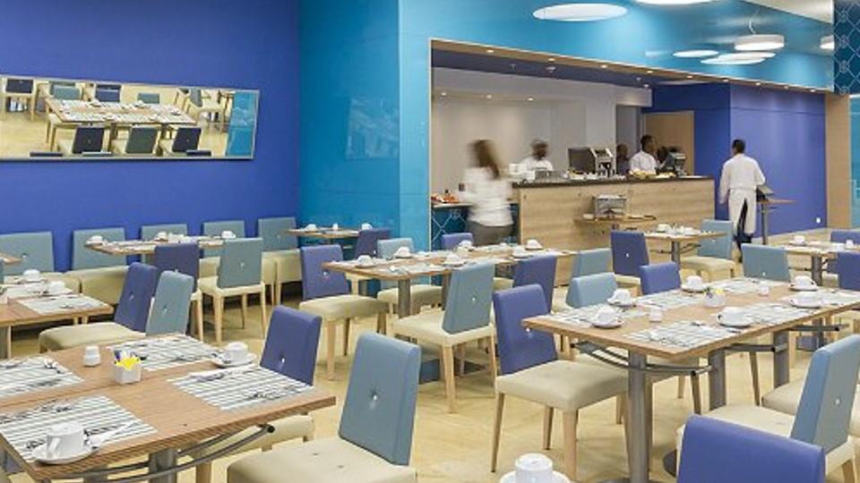 Restaurante hotel cosmos pacífico Buenaventura