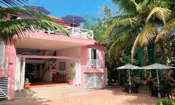 hotel miramar casa en la playa