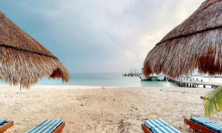 hotel dos playas faranda cancún