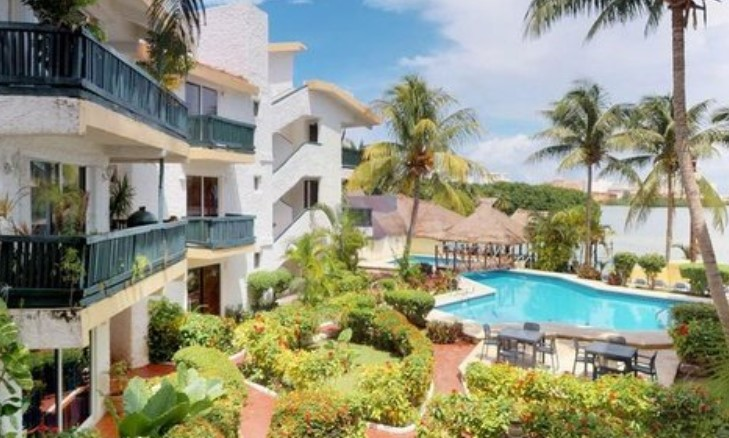 hotel faranda imperial laguna cancún
