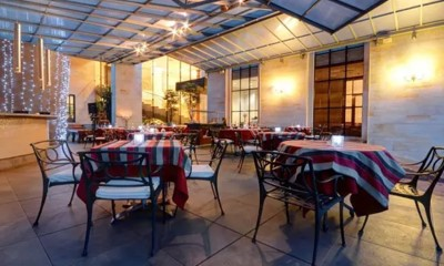 Restaurante Hotel Dann Carlton 43 Street