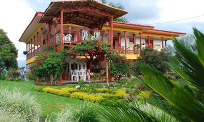 Restaurante Tucurinca Quindio