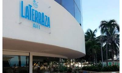 La Terraza Café Hotel Almirante Cartagena