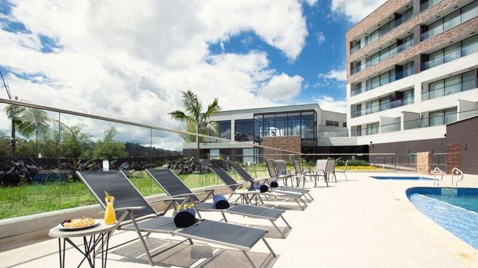 hotel lagoon llanogrande - rionegro