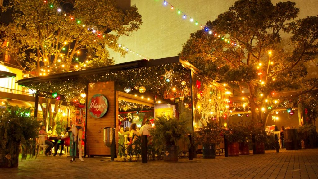 restaurante milagros medellín
