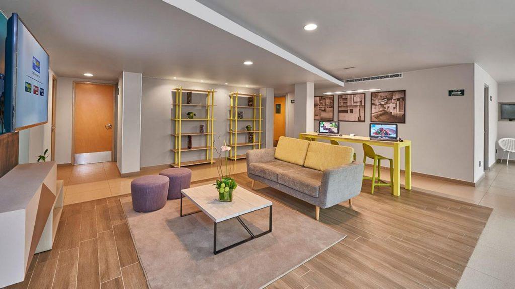 Hotel City Express Suites Anzures México