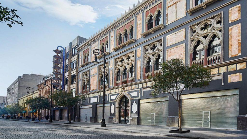 Hotel city centro cuidad de México