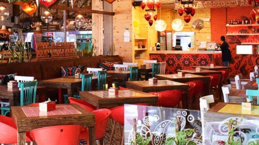 Restaurante Milagros Centro Comercial Mayorca Medellín