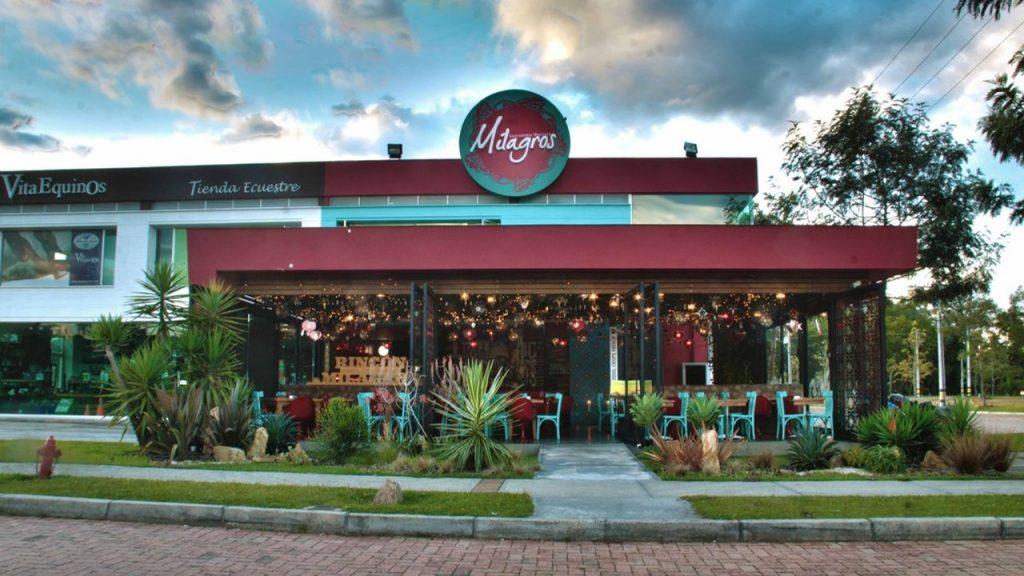 Restaurante Milagros Llanogrande Cuidadela Complex