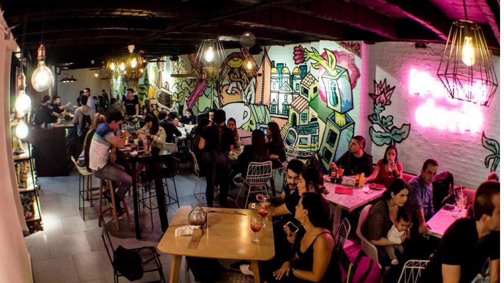 Restaurante Lavocaderia Medellín Barrio Manila