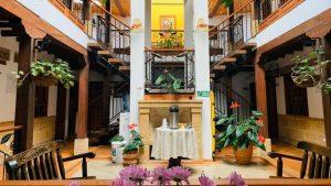 Hotel jardines de la villa - villa de leyva