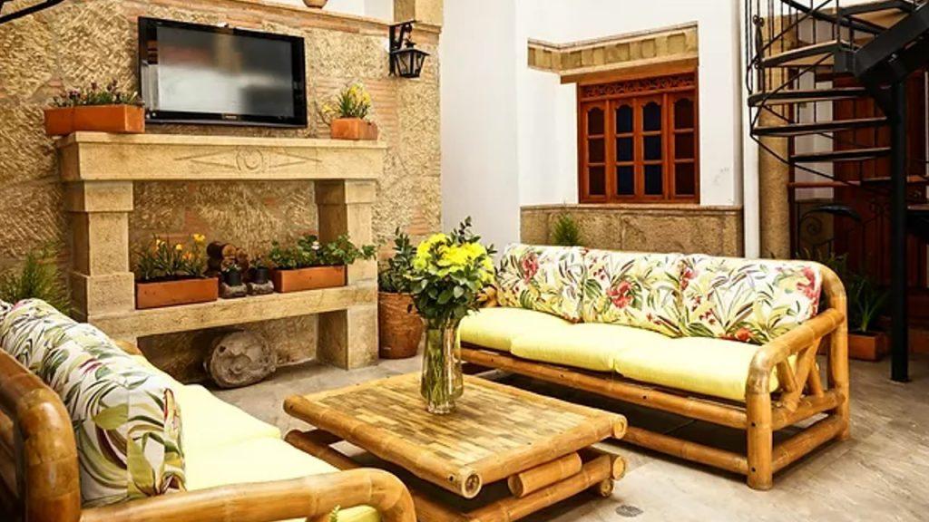 hotel campanario de la villa- villa de leyva