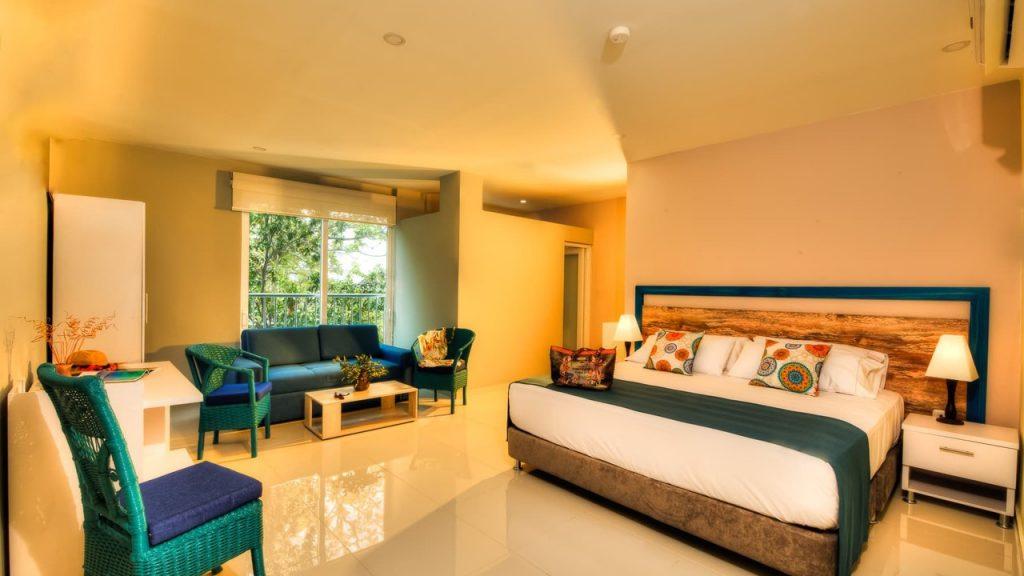 Hotel Santorini Casa Blanca Santa Marta